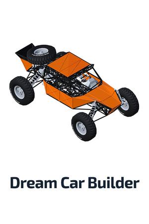 Dream Car Builder poster image on Steam Backlog