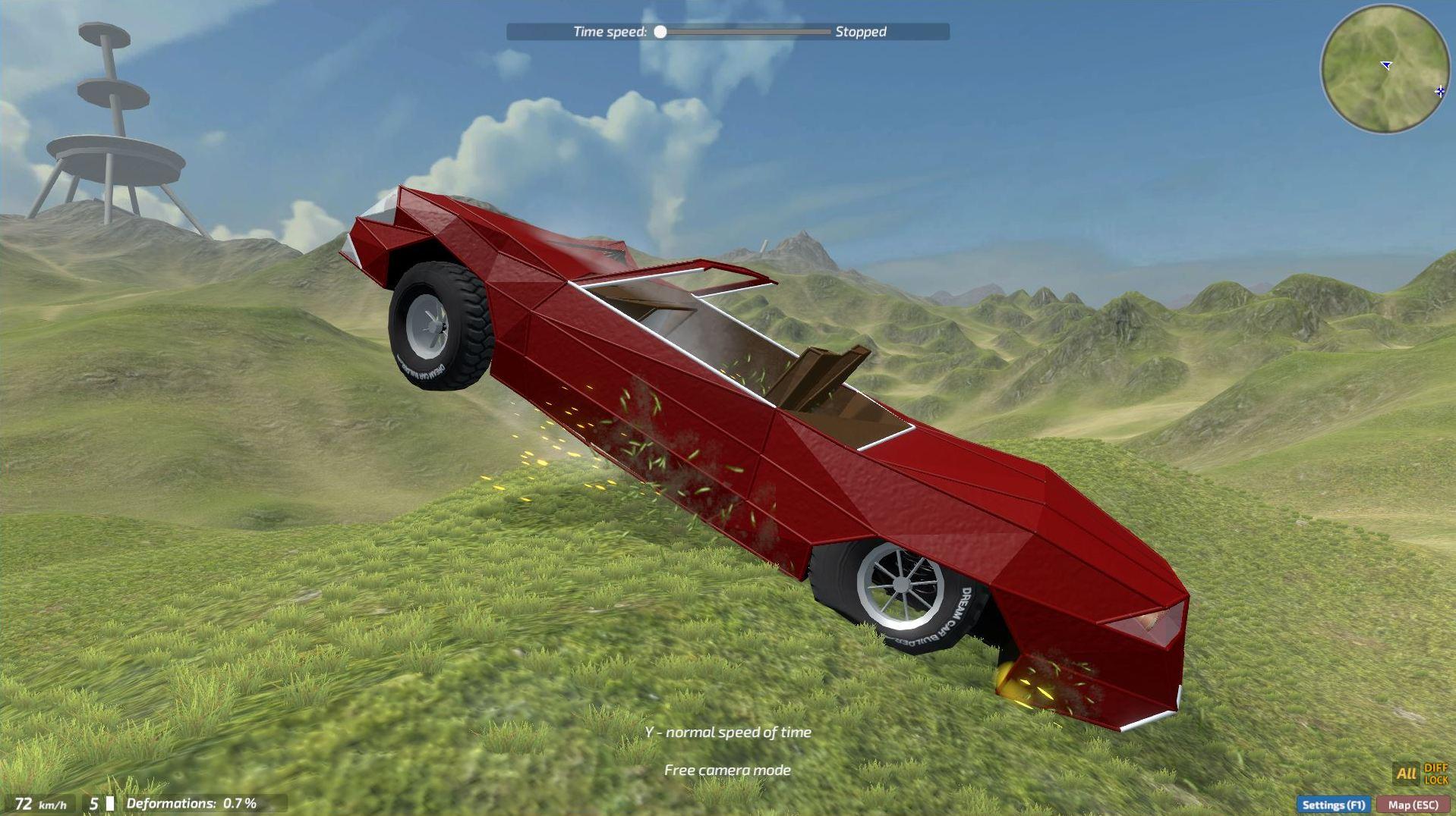 Dream Car Builder