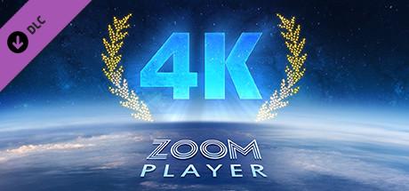 Zoom Player Alba 4K skin