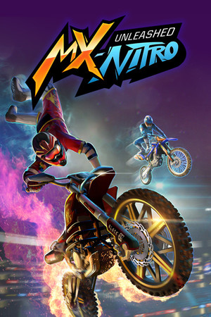 MX Nitro: Unleashed poster image on Steam Backlog