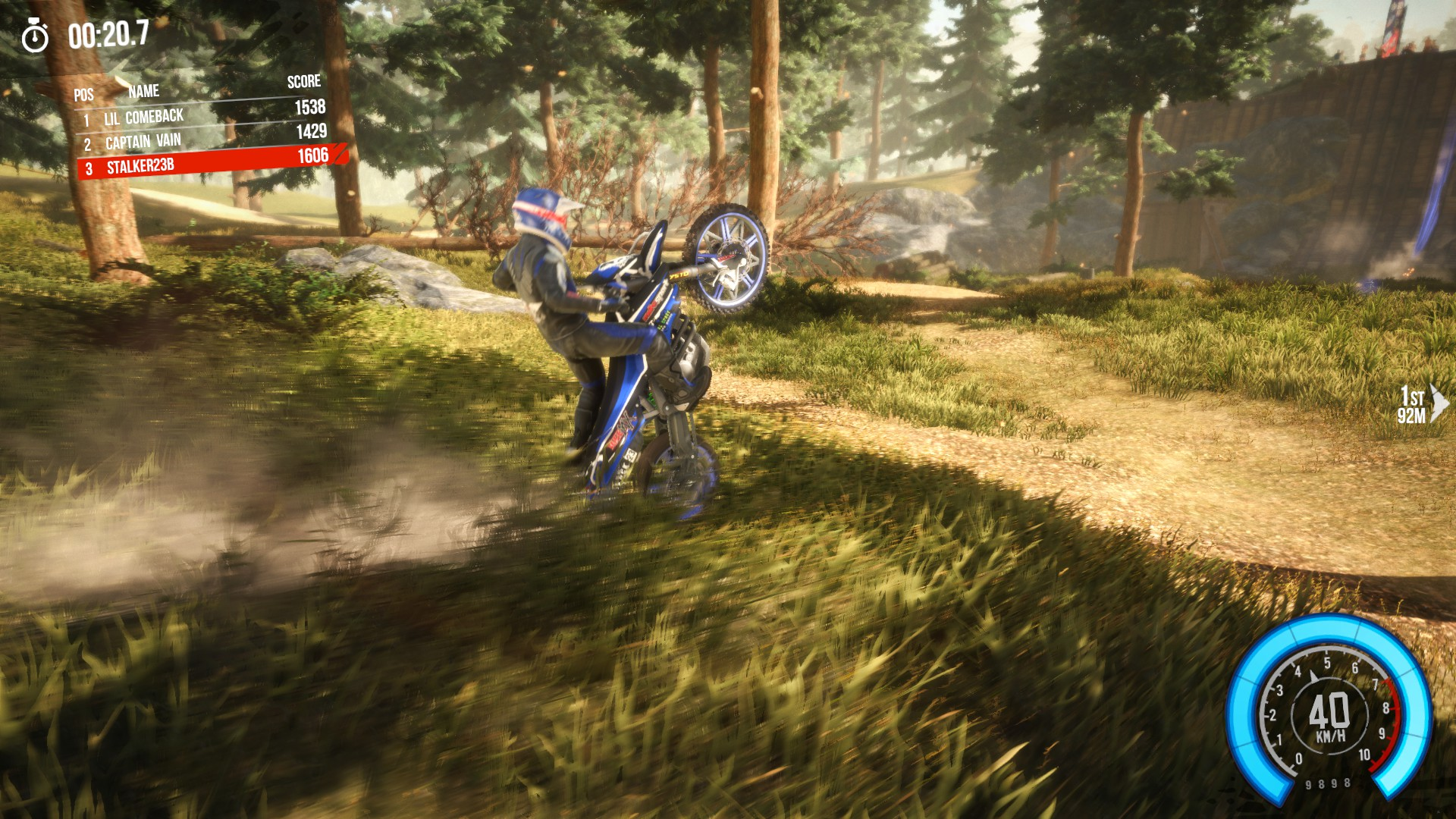 MX Nitro Screenshot 2