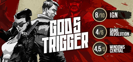 Teaser for God's Trigger