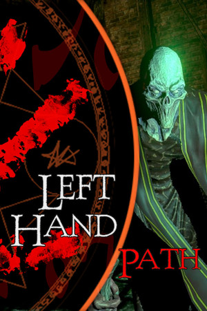 Left-Hand Path poster image on Steam Backlog