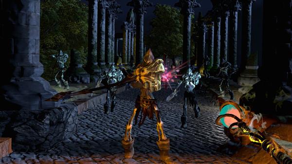 Screenshot of Left-Hand Path