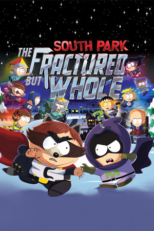 South Park: The Fractured But Whole poster image on Steam Backlog