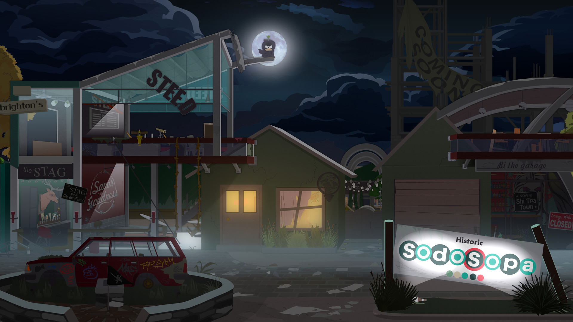 South Park: The Fractured But Whole Screenshot 2