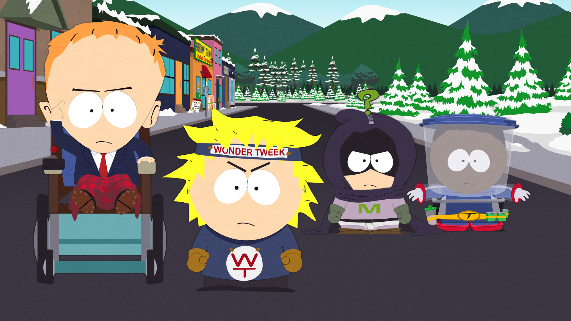 South park: the fractured but whole — википедия.