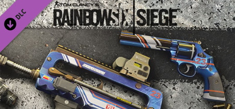 Rainbow Six Siege - Racer 23 Bundle
