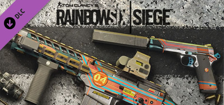 Rainbow Six Siege - Racer FBI SWAT Pack