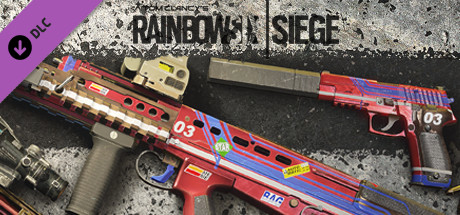 Rainbow Six Siege - Racer SAS Pack