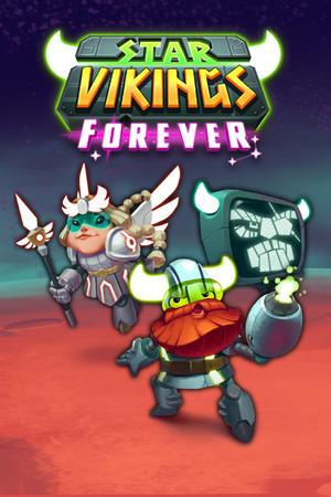 Star Vikings Forever poster image on Steam Backlog
