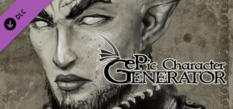 ePic Character Generator - Portrait: Male
