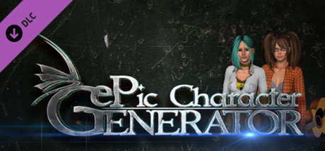 ePic Character Generator - Season #2: Female Modern #2