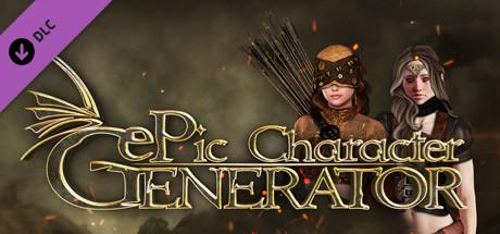 ePic Character Generator - Season #2: Female Adventurer #1