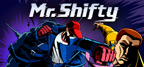 Mr Shifty cover art