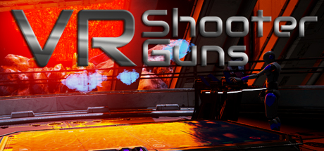 VR Shooter Guns cover art
