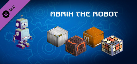 Abrix the robot - rooms with lasers DLC