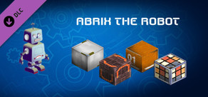 Abrix the robot - rooms with lasers DLC cover art