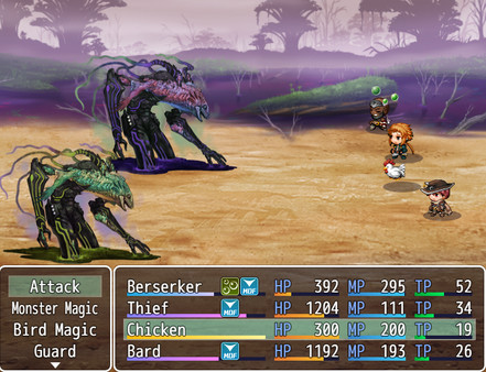 скриншот Unforgiving Trials: The Darkest Crusade 2
