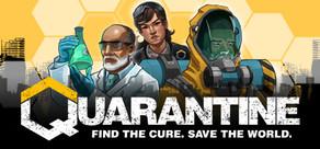 Quarantine cover art