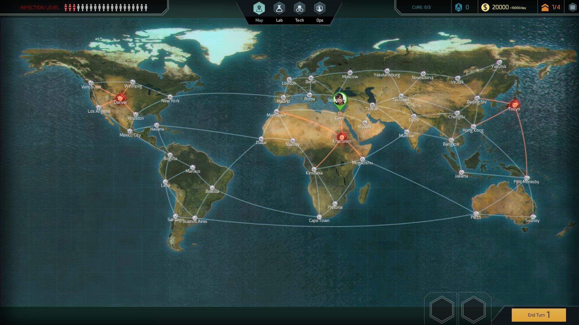 Quarantine Screenshot 1