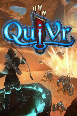 QuiVr poster image on Steam Backlog