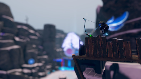 скриншот QuiVr 3