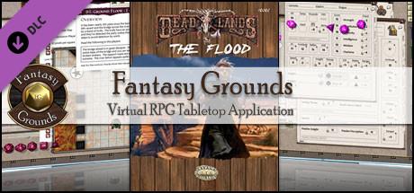 Deadlands California Map.Fantasy Grounds Deadlands Reloaded The Flood On Steam