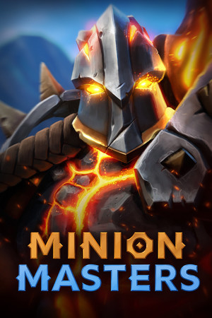 Minion Masters poster image on Steam Backlog