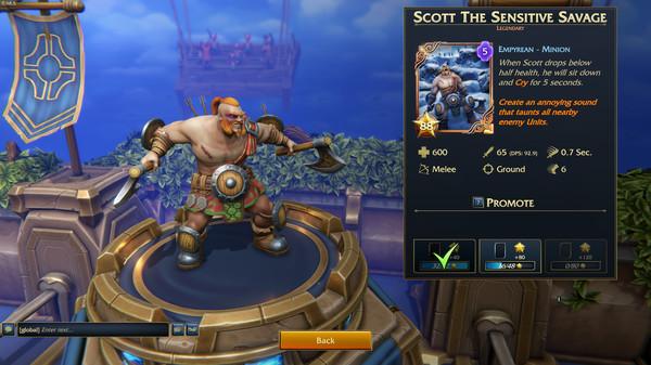 скриншот Minion Masters 6