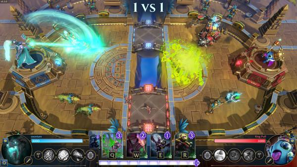 скриншот Minion Masters 0