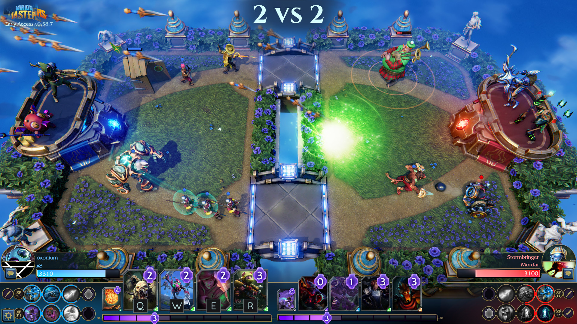 Minion Masters on Steam