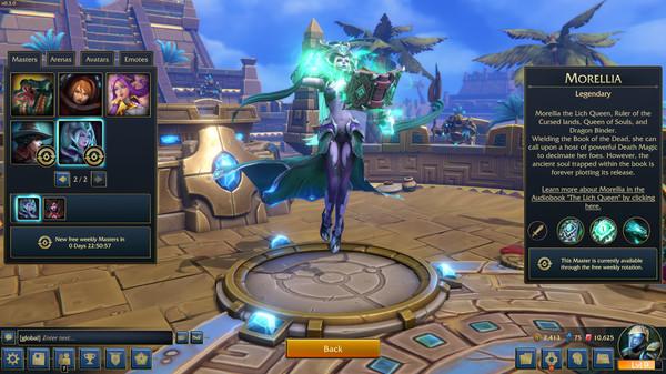 скриншот Minion Masters 8