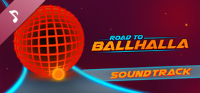 Road to Ballhalla Soundtrack cover art