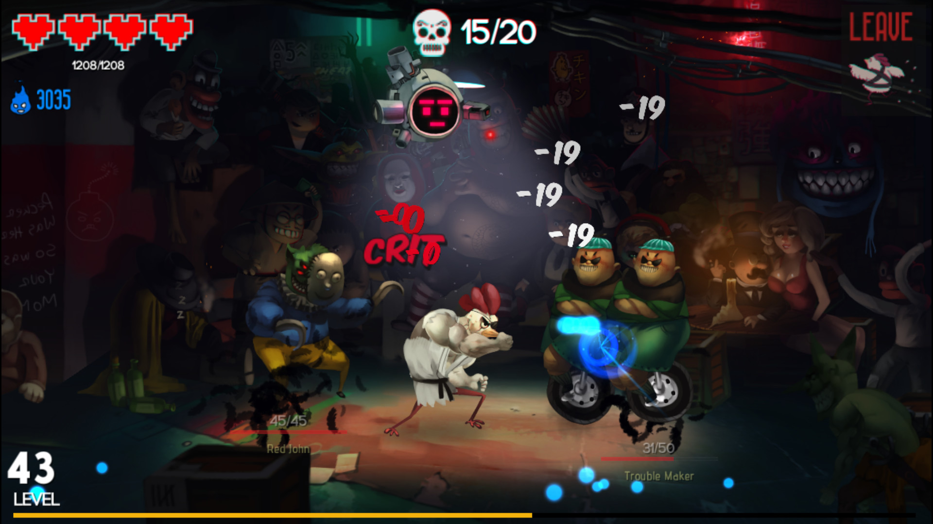 Chicken Assassin: Reloaded Screenshot 2