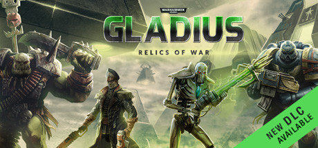 Warhammer 40,000: Gladius - Relics of War cover art