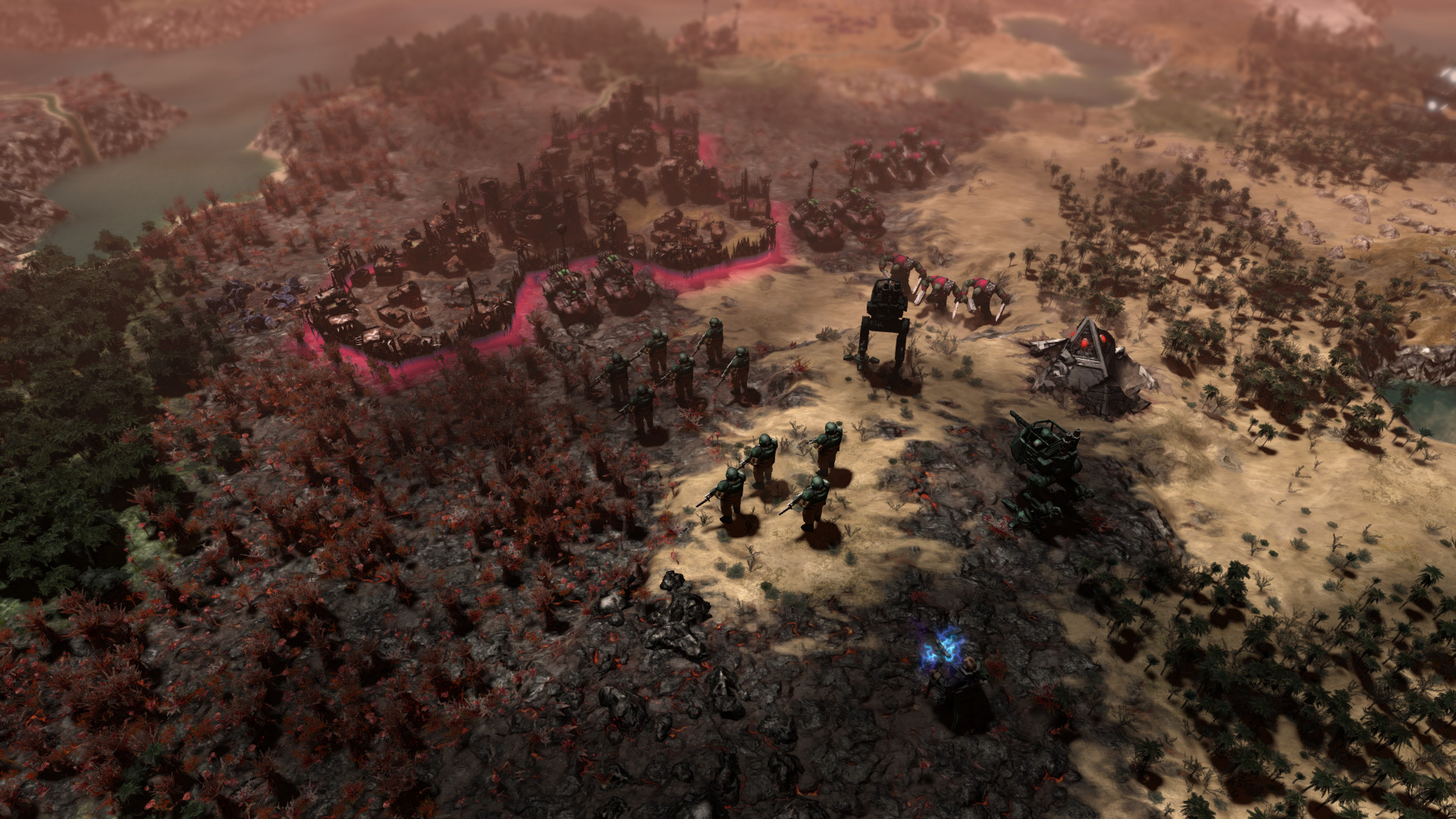 Warhammer 40,000: Gladius - Relics of War Download Cracked