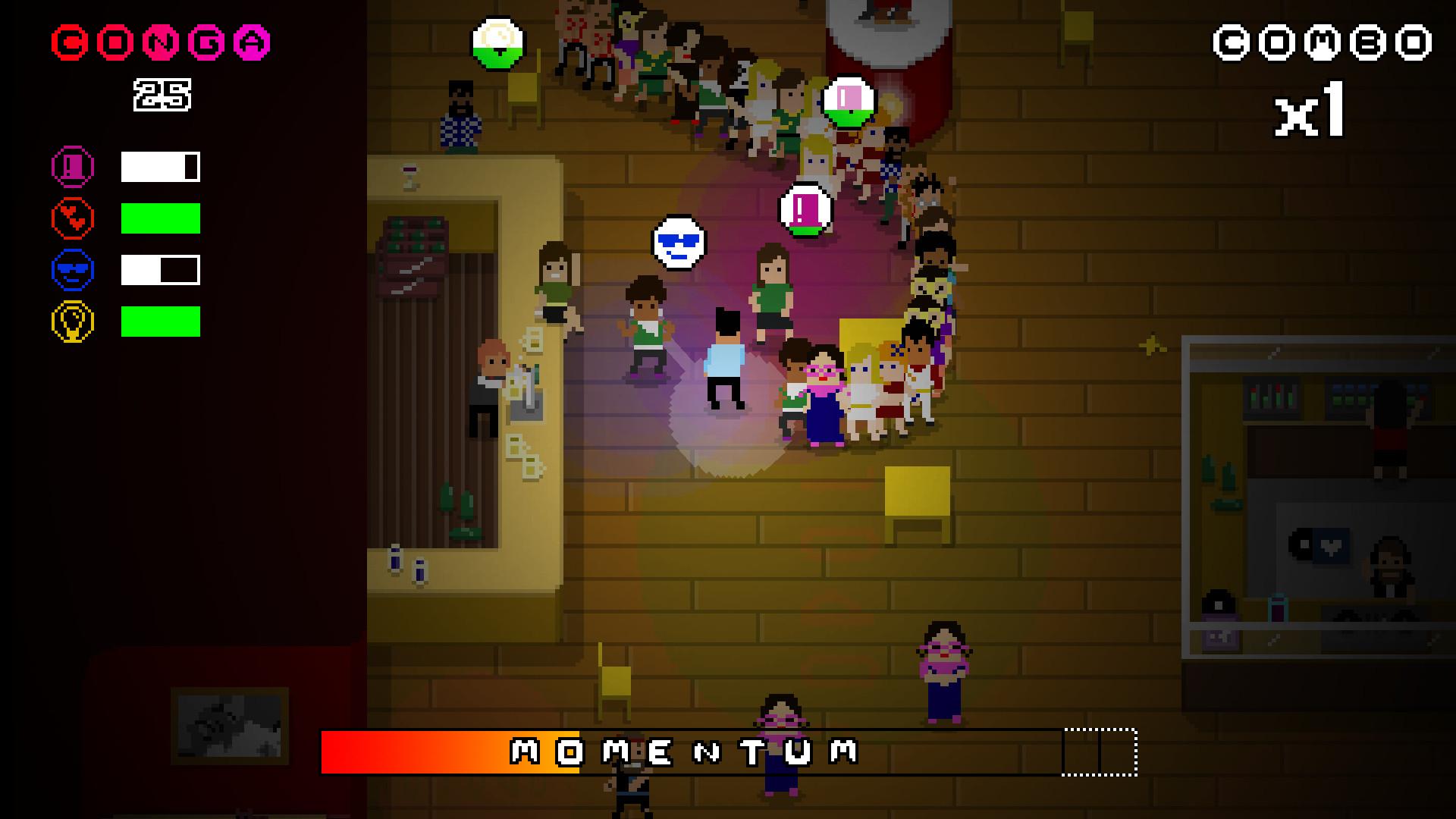 Conga Master screenshot 1