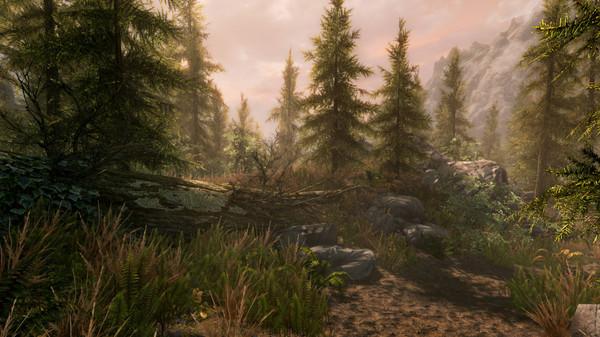 Скриншот №7 к The Elder Scrolls V: Skyrim Special Edition