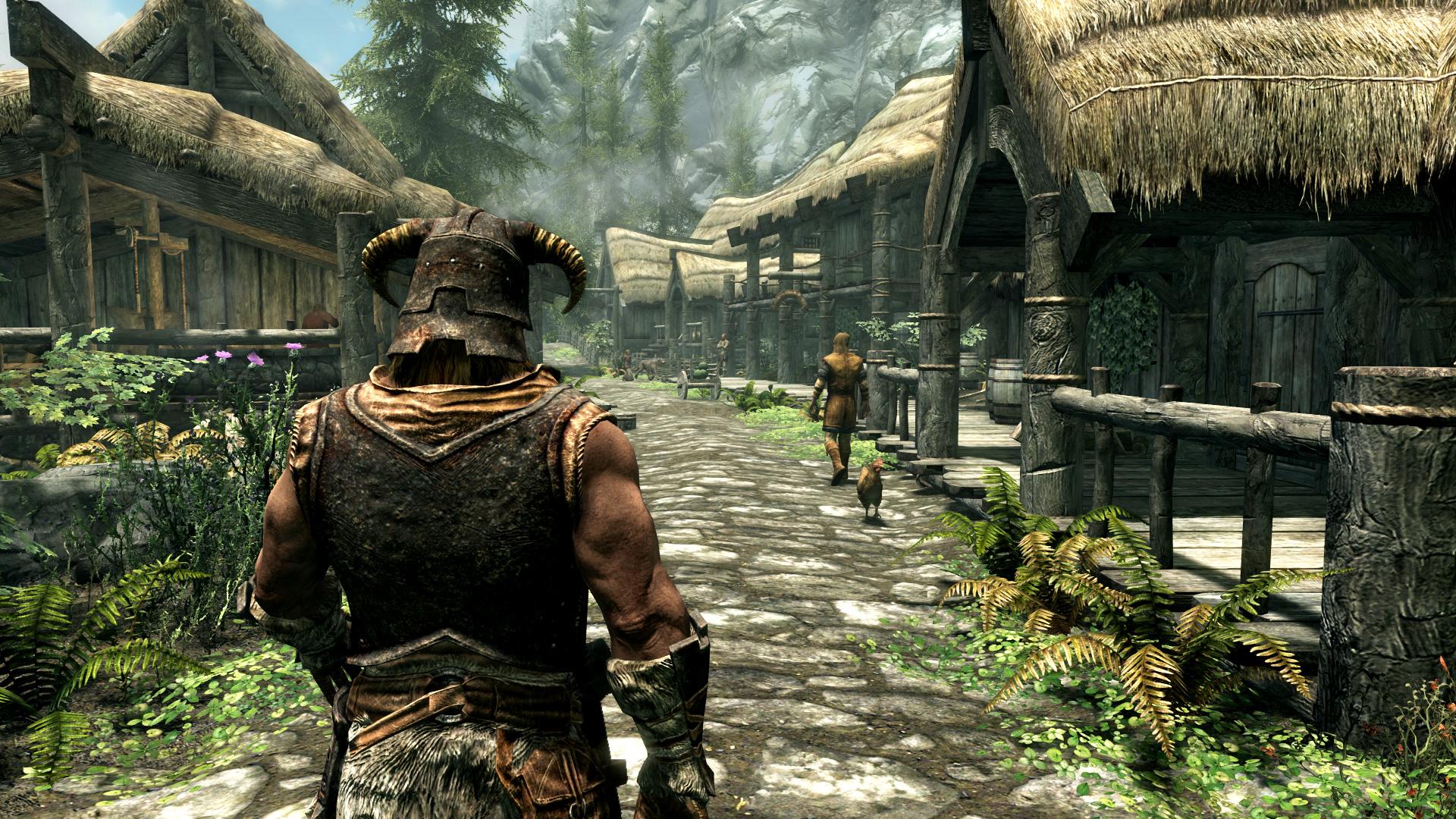 Save 60% on The Elder Scrolls V: Skyrim Special Edition on Steam