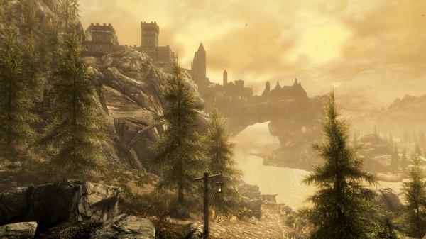 Скриншот №5 к The Elder Scrolls V: Skyrim Special Edition