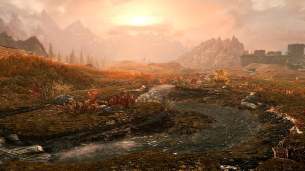 Скриншот №2 к The Elder Scrolls V: Skyrim Special Edition