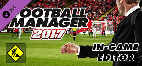 Football Manager 2017 In-Game Editor · AppID: 489860 · Steam Database