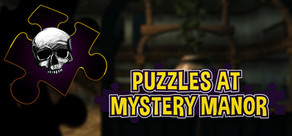 Puzzles At Mystery Manor cover art