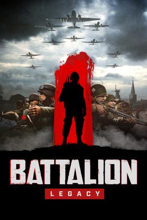 BATTALION 1944 poster image on Steam Backlog