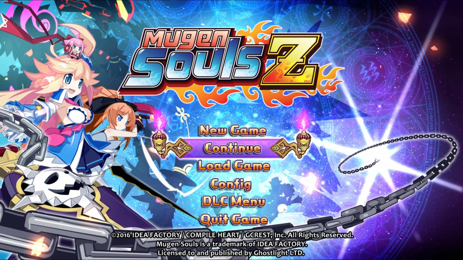 Mugen Souls Z: Overwhelming Weapon Bundle 2016 pc game Img-4