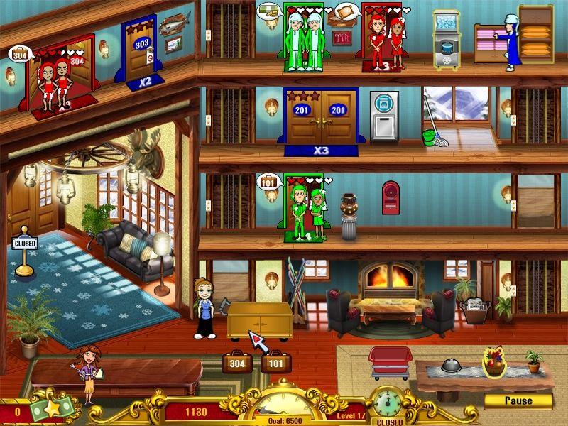 Description of Hotel Dash 2: Lost Luxuries 1.0.1.57