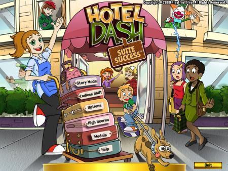 Hotel Dash™ Suite Success™