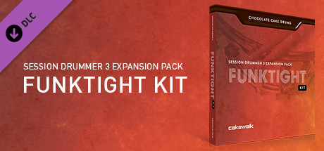 Xpack - SD3: Chocolate Cake Drums - Funktight Kit cover art