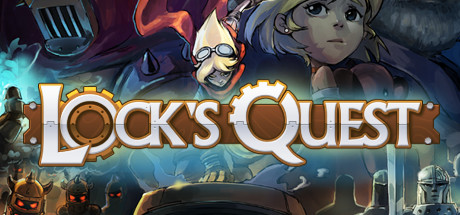 Game Banner Lock's Quest